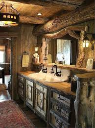 cabin bathroom designs cabin bathrooms cool log cabin bathroom vanities best log cabin