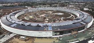 steve jobs wanted a spaceship headquarters 6 years and billions
