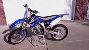 2007 yamaha yz250f motorcycles for sale