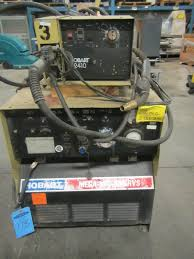 hobart mega mig 650 rvs mig welder with hobart 2410 welding wire
