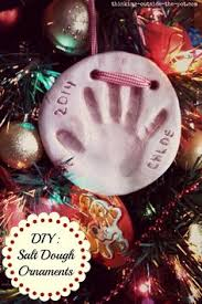 7 simple diy ornaments for baby s