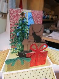 calla lily studio blog card in a box