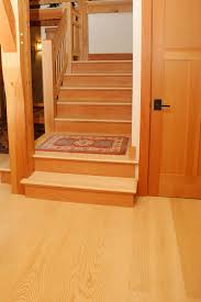 Interior Staining U2013 Alder Wood U2013 Method Drcustompainting by Craftsman Hand Scraped Stair Treads Santos Mahogany Stair Treads