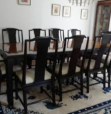 Maple Dining Room Table And Chairs Vintage Century