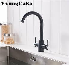 Brass Kitchen Faucet Online Get Cheap Designer Kitchen Faucet Aliexpress Com Alibaba