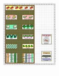 Companion Vegetable Garden Layout by Raised Bed Garden Plans Snipndrip Raised Bed Connector Kit