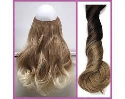 angel hair extensions angel brown hair etsy