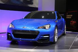 New Brz 2015 Subaru Brz Concept Sti Live Photos From La Auto Show And New