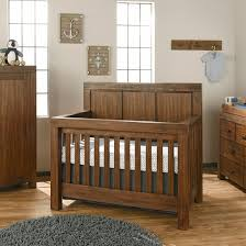 Are Convertible Cribs Worth It by 4 In 1 Convertible Crib Piermont Rustic Farmhouse Brown Oxford