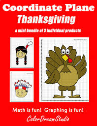 thanksgiving coordinate graph easter math coloring worksheets