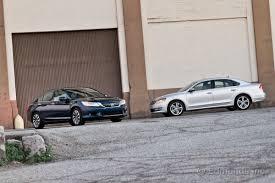 2014 honda accord hybrid vs 2013 volkswagen passat tdi on edmunds com