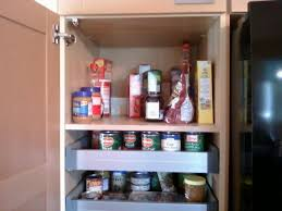 slide out drawers for kitchen cabinets kitchen pantry slide out shelving home design