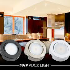 under cabinet puck lights under cabinet 4 3 watt led white puck light for recessed or