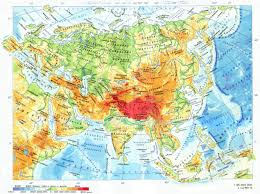 Maps Of Asia 100 southwest asia and north africa physical map map of