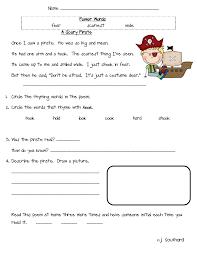 worksheet free reading worksheets for grade 1 wosenly fair