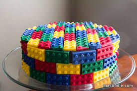 how do you make a cake lego cake makoodle