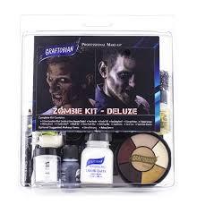 zombie makeup kit deluxe graftobian makeup company