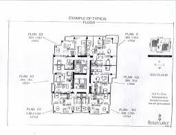 Floor Plane Renaissance Floor Plans Scott Finn U0026 Associates