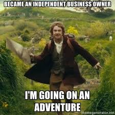Adventure Meme - image 557345 i m going on an adventure know your meme
