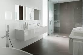 contemporary grey modern bathroom ideas designs ideal home