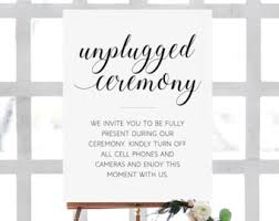 ceremony cards for weddings modern wedding signs wedding cards bridal shower by orchardberry