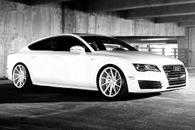 Audi Q5 Black Rims - vossen vvscvt wheels gloss silver rims
