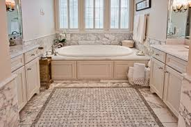 Marble Tile Bathroom Floor Basketweave Backsplash Tiles Design Ideas