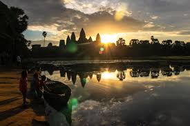 Sunrise Sunset Map Best Way To Visit Angkor Wat Sunrise To Sunset Love U0026 Road