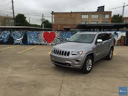 old jeep grand cherokee lifted 2016 jeep grand cherokee overland american the beautiful