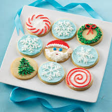 Christmas Baking And Decorating Ideas by 10 Best Christmas Cookie Decoration Ideas Lakes Christmas