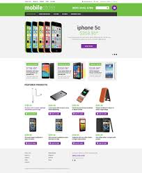 price plan design website template 50766 mobile phone service custom website