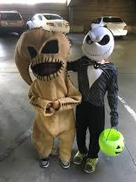nightmare before christmas costumes nightmare before christmas costumes my kids made them