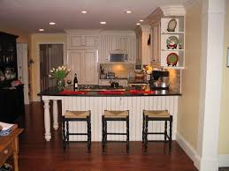Small Square Kitchen Design Ideas Kitchen Cheerful Soft Brown Narrow Kitchen Island Plus Desih