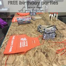 birthday decoration ideas at home for boy denver mom u0027s rejoice free birthday parties at home depot mom u0027s