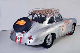 first porsche 356 legendary porsche 356 to take part in peking to paris motor