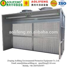 Face Paint Spray - dry type paint booth dry filter spray booth open face spray booth
