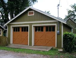 best detached garage plans little house pinterest 3 car design and