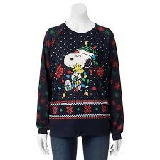 snoopy christmas sweatshirt christmas sweaters you ll want to rock this season