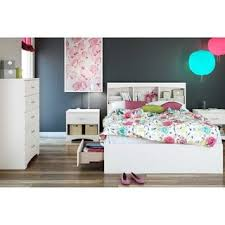 south shore step one full size mates bed frame with drawers and