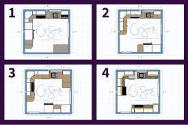 make kitchen floor plan flooring ideas inspirations room designer