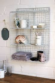 fabulous wall mounted wire shelving units wall mounted wire