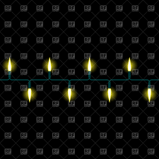 christmas lights vector clipart image 1250 u2013 rfclipart