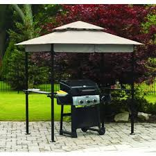 walmart 8 u0027 x 5 u0027 bbq grill canopy replacement 1694157 garden winds