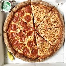 pizza delivery papa johns dominos pizza hut review