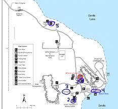 Island Beach State Park Map by Travel North Dakota Grahams Island State Park The Rilos U0026 Mimi