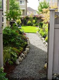 Basic Backyard Landscaping Ideas by Garden Designers Roundtable Designers Home Landscapes Walkways