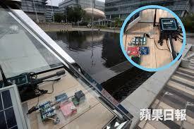 canap駸 lyon 科技園內都有 天文台 卡片盒大小可準確測天氣 即時新聞 要聞