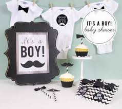mustache themed baby shower throw a simple and modern mustache themed baby shower party ideas
