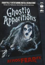 spirit halloween stores amazon com atmosfearfx ghostly apparitions digital decorations