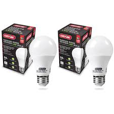 led garage light bulbs buy genie ledb1 r led garage door opener bulb 2 pack online